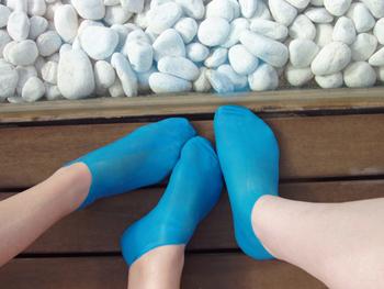 Pvc socks